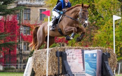 British eventer and Bomber Bits ambassador, Lucy Richards, introduces her horses…